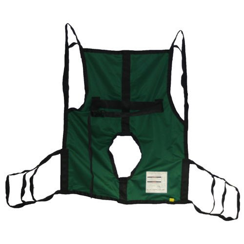 Hoyer Full Body Sling w/ Commode